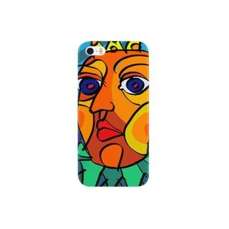 森の王様 Smartphone cases