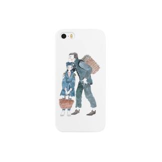 モン族の初恋スマホケース Smartphone cases