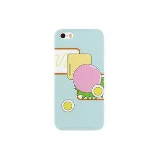 サンドウィッチ Smartphone cases