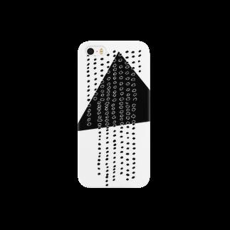 BURE-BUREのスイカの種 Smartphone cases