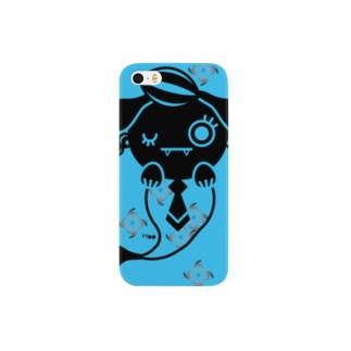 ハーブおばけ(ホップ) Smartphone cases