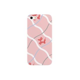 バルーンわんこ Smartphone cases