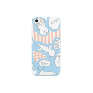 Busy星人 Smartphone cases