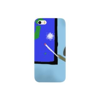 マーレ天気予報 Smartphone cases