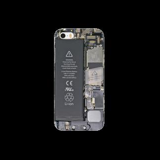 kengochiの丸見えケース Smartphone cases