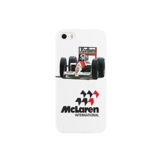 マクラーレンホンダMP4/4  iPhoneケース Smartphone cases