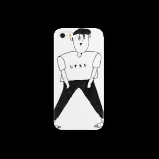 BURE-BUREのシナモン Smartphone cases