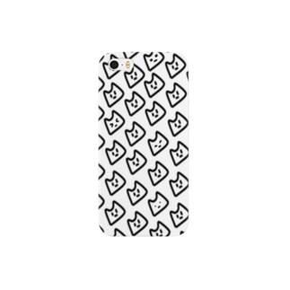 ゆるねこいっぱい Smartphone cases