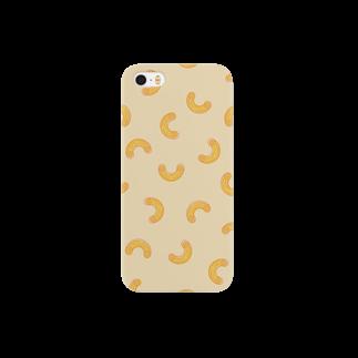 koikemusiのマカロニ Smartphone cases