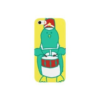 パーカッションペンギン Smartphone cases
