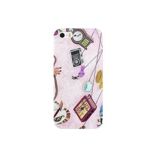 金銀太陽月の詩 Smartphone cases