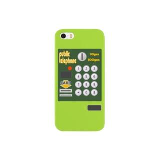 スマート公衆電話 Smartphone cases
