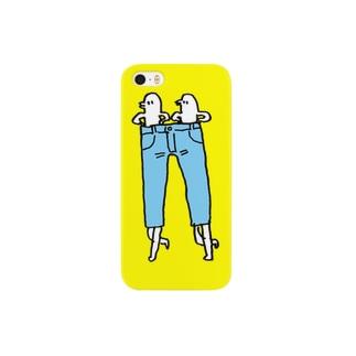 二人四脚 Smartphone cases