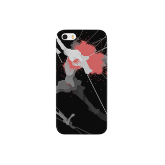 ヘルミッペ_hermippeの針魔人 Smartphone cases