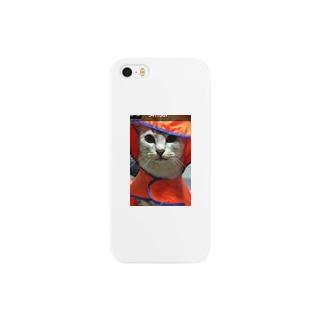 AKUBI レインコート Smartphone cases