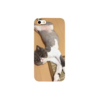 けむけ Smartphone cases