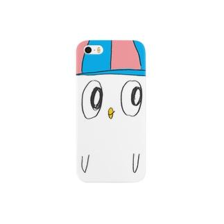キャップde コトリ Smartphone cases
