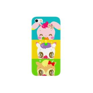 『フシギなピクミー』むしゃむしゃ。 Smartphone cases