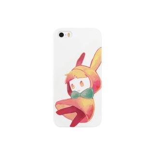 うさずきんちゃん Smartphone cases