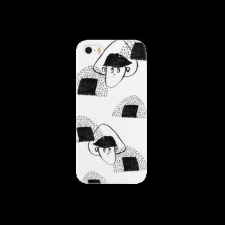 BURE-BUREの塩むすび Smartphone cases