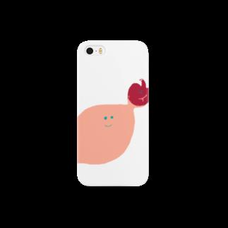 molの心臓消化 スマートフォンケース