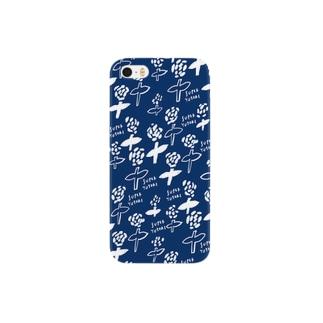 はなとゆきの女王 Smartphone cases