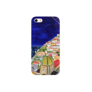 アマルフィ海岸 Smartphone cases