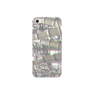 変電所No.1 Smartphone cases