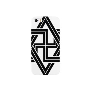 六芒星2 Smartphone cases