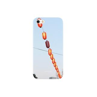 07/26 おまつり HOMETOWN Smartphone cases