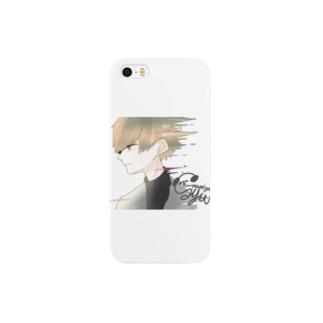s__yuuu_の間宮朱雨グッズ Smartphone cases