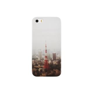 今だから東京タワー Smartphone cases