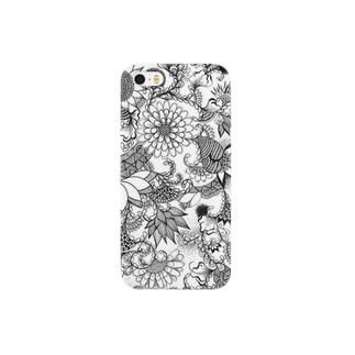 花祭り Smartphone cases