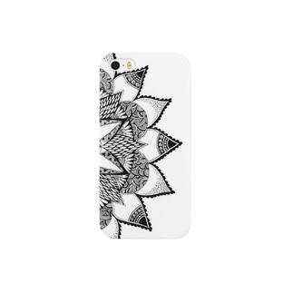 マンゼラ Smartphone cases