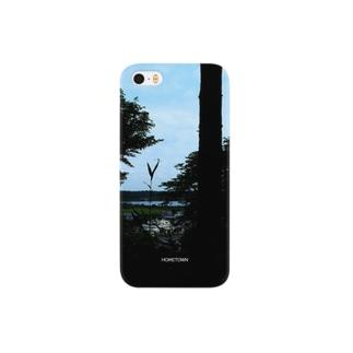 07/28 影とんぼ HOMETOWN Smartphone cases