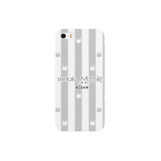 nekko MOOK【ねこむく堂】 Smartphone cases