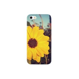 夏っぽい花⌘ Smartphone cases