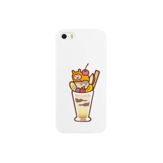 やるきないパフェ Smartphone cases