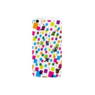 カラフルSA Smartphone cases