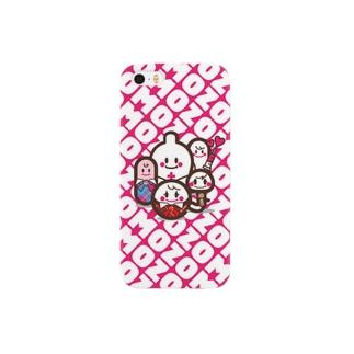 MOZOMOZO(LINEクリエイターズスタンプ) Smartphone cases