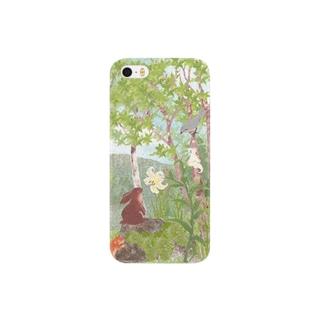 ヤマユリ Smartphone cases