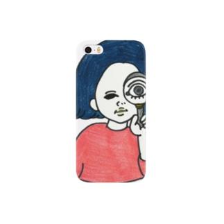もっと見たいから Smartphone cases
