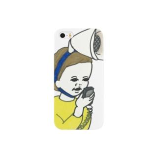 大事なおしらせ Smartphone cases
