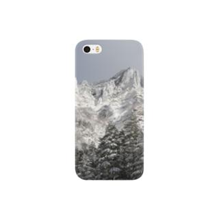 百名山シリーズ(八ヶ岳) Smartphone cases