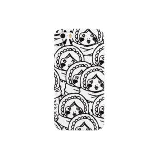 まとりょーしか Smartphone cases