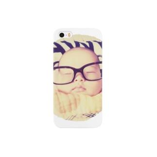 eseeのハッパフミフミ Smartphone cases