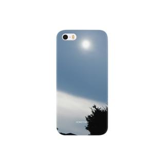 08/01 あつい雲 HOMETOWN Smartphone cases