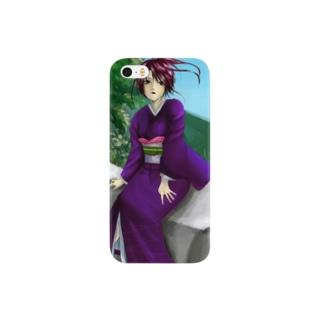 夏美人 Smartphone cases