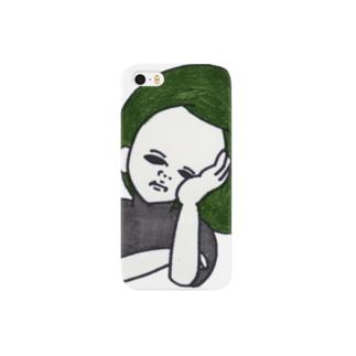 悩み Smartphone cases