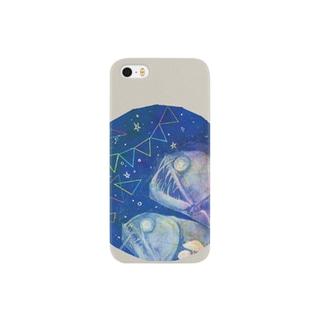 ホウライエソ Smartphone cases
